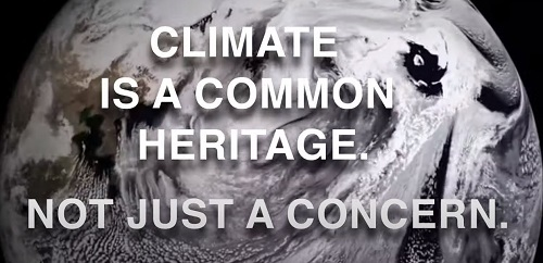 Climate is a Common Heritage. Not just a Concern. | Paulo Magalhães | TEDxPortoSalon