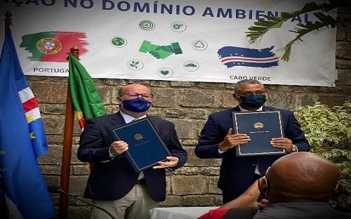 Cabo Verde | Visita de S.Exa o Ministro do Ambiente e da Ação Climática, 24 a 28 de junho