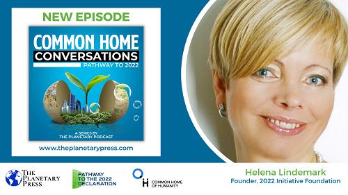 Conversas da Casa Comum – Pathway to 2022 3º Episódio com Helena Lindemark